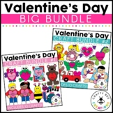 Valentines Day Crafts Bundle