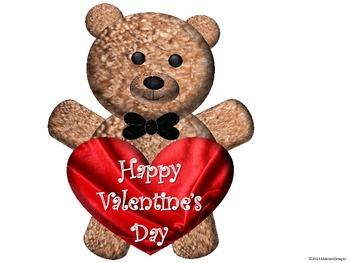 Valentine's Day Cutouts