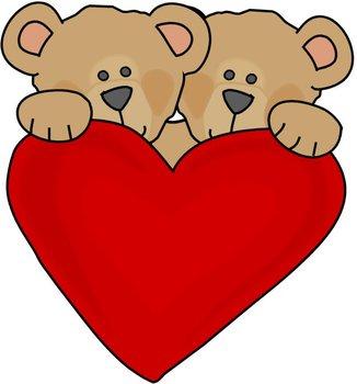 Valentine's Day Dice Addition