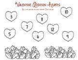 Valentine's Day Dice Roll Addition