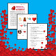 Valentines Day Dichotomous Key Worksheet