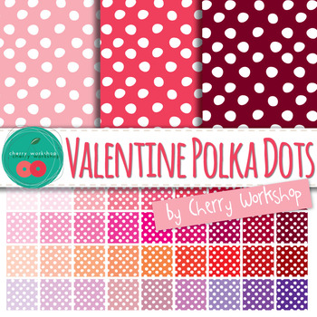 Valentines Day Digital Paper