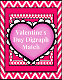 Valentines Day Digraph Match