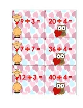 Valentine's Day Division Bundle! (CCSS Aligned)