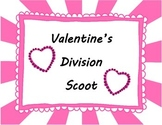 Valentine's Day Division Scoot