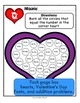 Valentine's Day Do-A-Dot Activity - Addition to 20
