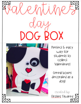 Valentine's Day Dog Box