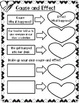 Valentine's Day ELA Practice Pages