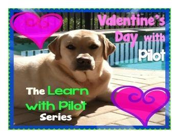 Valentine's Day Literacy Print & Go Packet