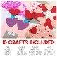 Valentine's Day Easy Art: Adapted Art Pack