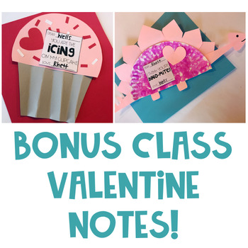Valentine's Day Easy Art: Adapted Art and Writing Activities