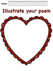 Valentines Day Easy Poem Template