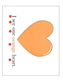 Valentine's Day Easy Reader