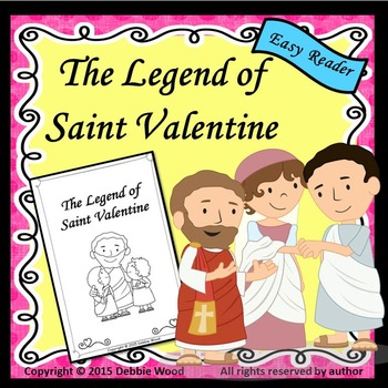 Valentine's Day Worksheets and Reader