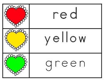 Valentine's Day Emergent Reader- Love Bug