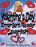 Valentine's Day - Emergent Reader. Spanish Version.