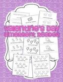 {Valentine's Day} Emergent Reader for Kindergarten