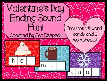 Valentine's Day Ending Sound Fun!