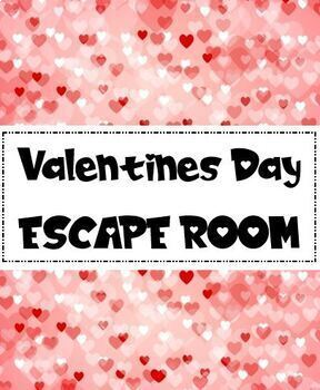 Valentines Day Escape Room