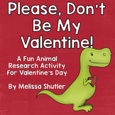 Valentine's Day Explanatory Writing - Animal Research
