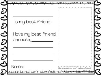 Valentine's Day FREEBIE!  Lovely Words