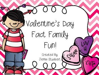Valentine's Day Fact Family Fun!