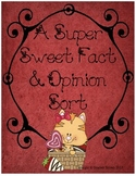 Valentine's Day Fact & Opinion- Implement Common Core using nonfiction text