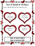 Valentine's Day Fact or Opinion Reading Activity
