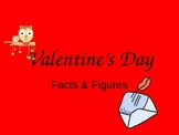 Valentine's Day Facts & Figures ESL ENL