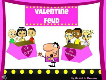 Valentine's Day Feud Powerpoint Game