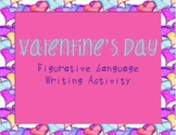 Valentine's Day Figurative Language Activity