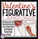 VALENTINE'S DAY FIGURATIVE LANGUAGE