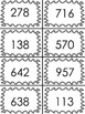 Valentine's Day Fill It In Bingo 3-Digit Addition and Subtraction