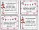 Valentine's Day Algebra Math Task Cards (First Grade)