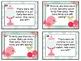 Valentine's Day Algebra Math Task Cards (Second Grade)