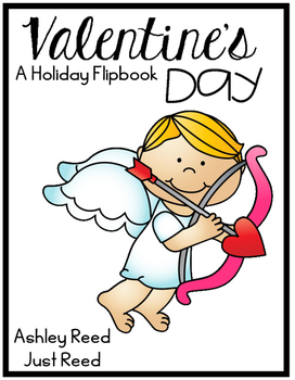 Valentines Day Flip Book