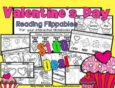 Valentine's Day Reading for Interactive Notebooks