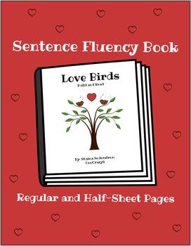 Valentines Day Fluency Book