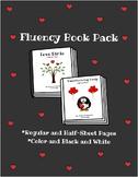 Valentines Day Fluency Book Pack
