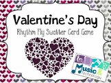 Valentine's Day Rhythm Fly Swatter Card Game