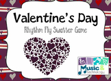 Valentine's Day Rhythm Fly Swatter Game