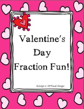 Valentine's Day Fraction Fun!