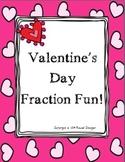 Valentine's Day Fraction Fun!