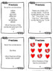 Valentine's Day Math - Fraction Task Cards
