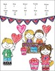 Valentines Day Fractions Activity {Valentines Day Fractions Activities}