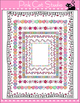 Borders - Valentine's Day Frames / Borders Clip Art - Personal & Commercial Use