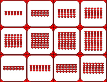 Valentine's Day FREE: A Valentine's Day Multiplication Facts Game