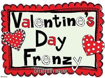 Valentine's Day Frenzy