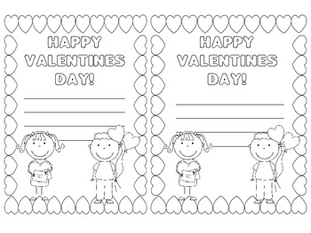 Valentines Day (Friendship and Love)
