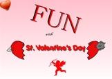Valentine's Day Fun Activity File